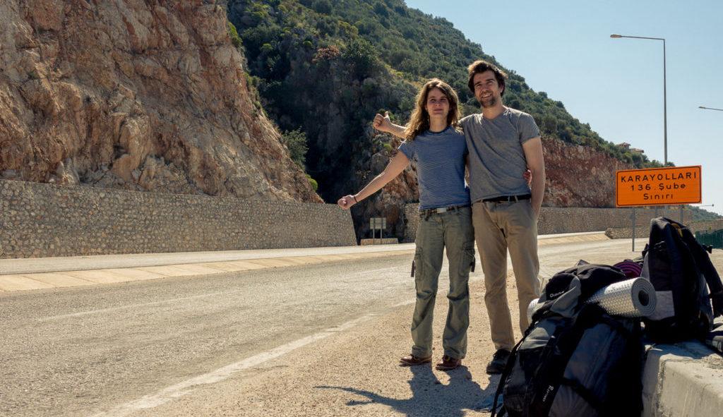 هيتشهايكنغ Hitchhiking