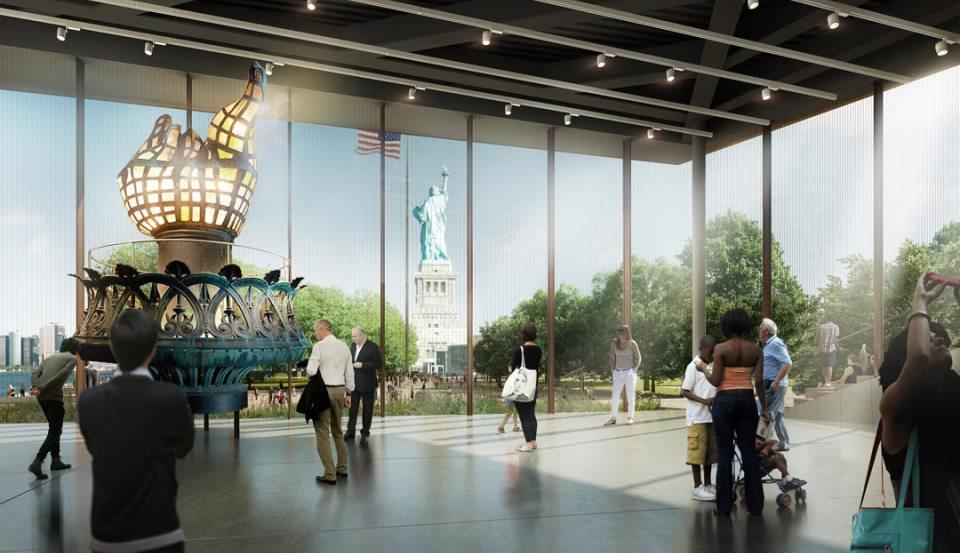 متحف تمثال الحرية